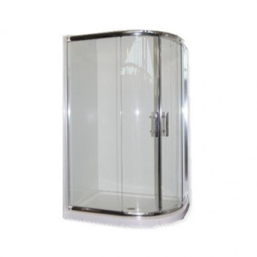 Rainbow 1200*900, Left Corner, Sliding Door, 6mm,Shower Box