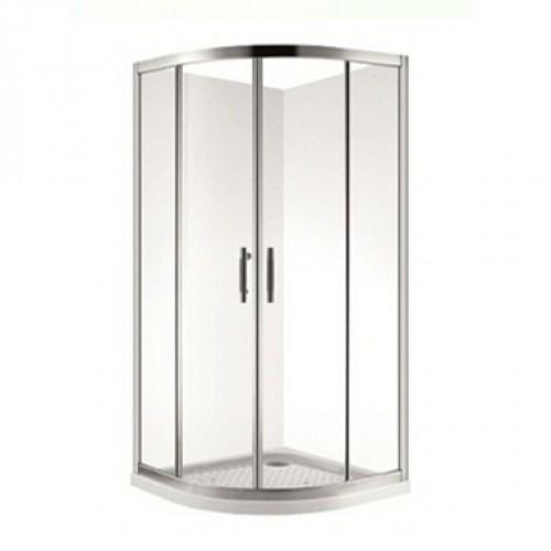 Rainbow 800*800, Sliding Door, 6mm, Shower Box